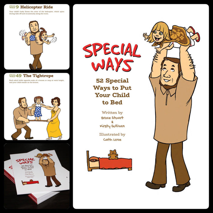 Special Ways : 52 Special Ways to Put Your Child to Bed