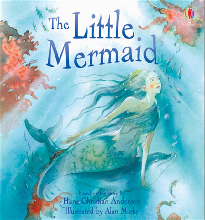 Usborne Classics: The Little Mermaid