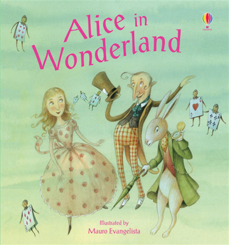 Usborne Classics: Alice in Wonderland