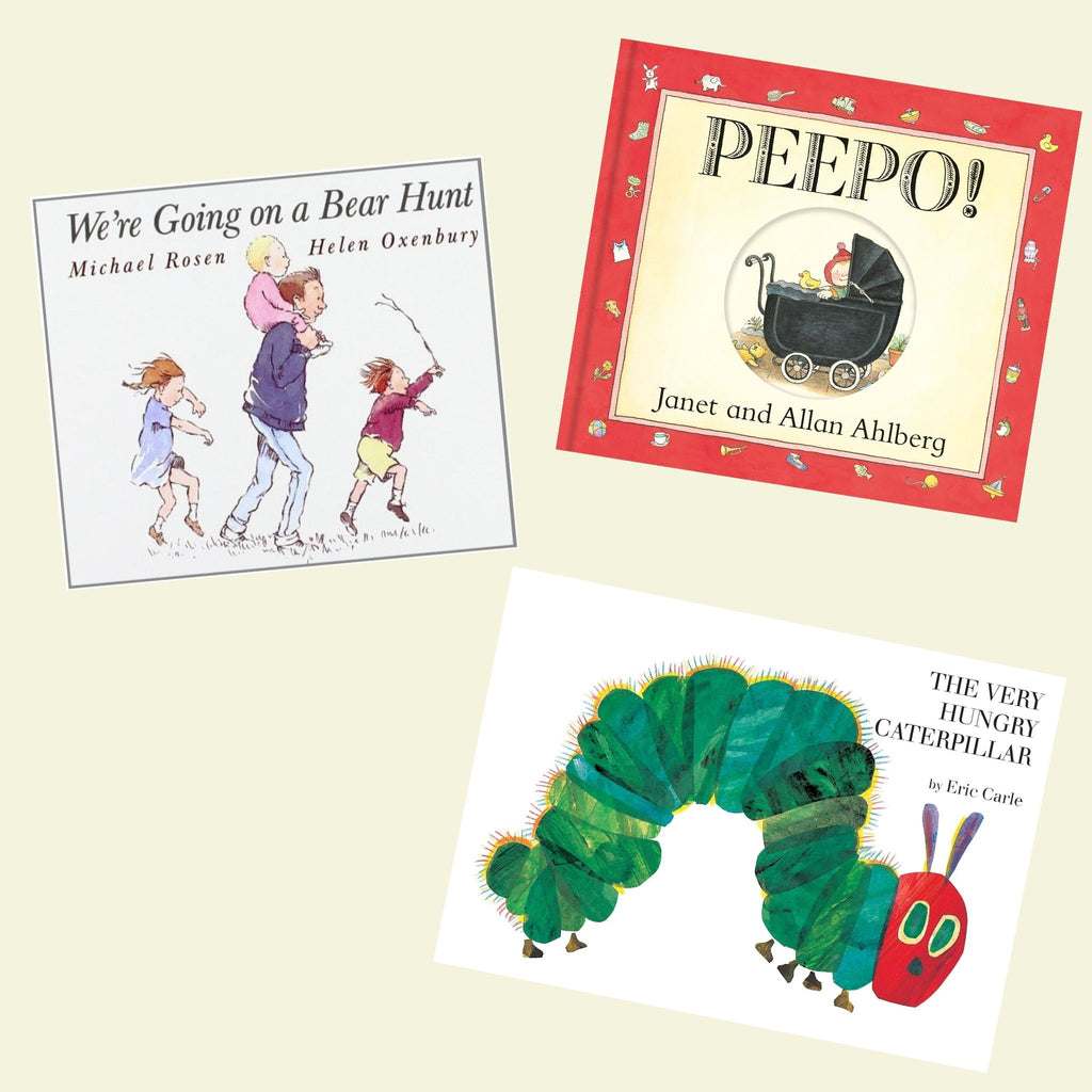 3 Board Book Bundle