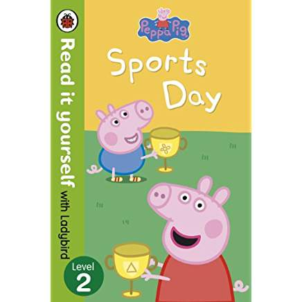 Peppa Pig Sports Day (Early Reader)