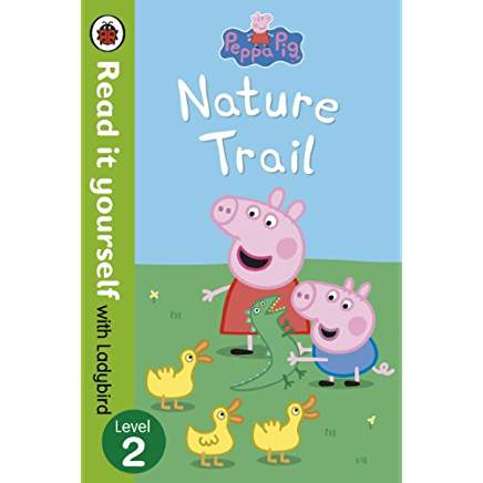 Peppa Pig Nature Trail (Early Reader)