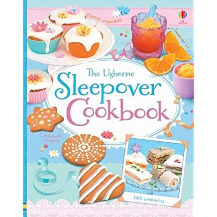The Sleepover Cookbook (Spiral-bound)