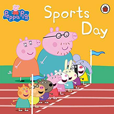 Peppa Pig Sports Day (Paperback)
