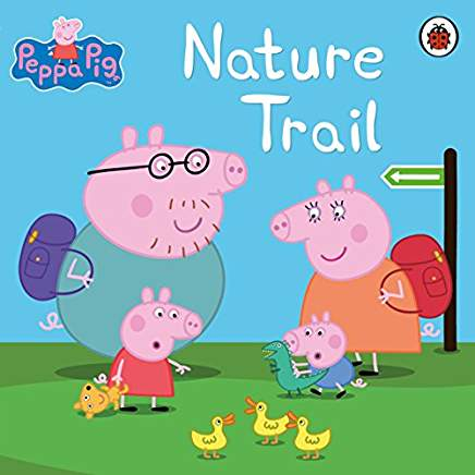 Peppa Pig Nature Trail (Paperback)