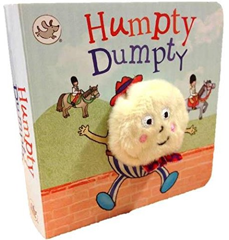 Little Learner : Humpty Dumpty (Finger Puppet Books)
