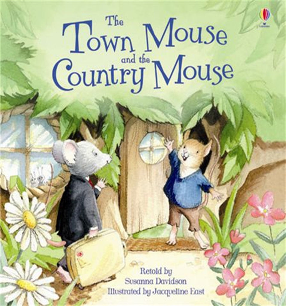 Usborne Classics: Town Mouse & Country Mouse