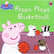 Peppa Pig : Peppa Plays Basketball (Paperback)