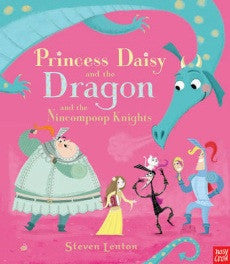 Princess Daisy and the Dragon (Paperback)