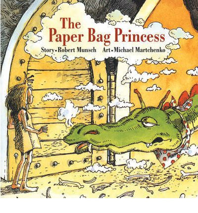 The Paper Bag Princess (Paperback)