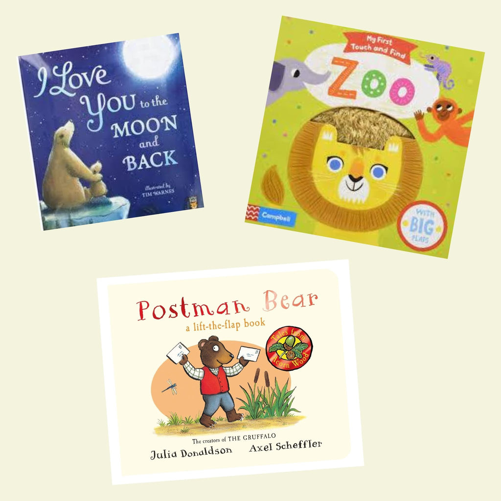 Birthday Book Bundle