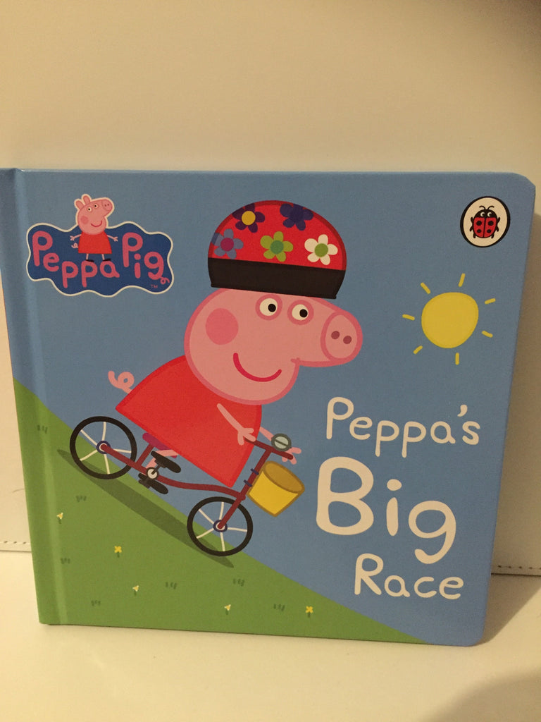 Peppa's Big Race (Board book)