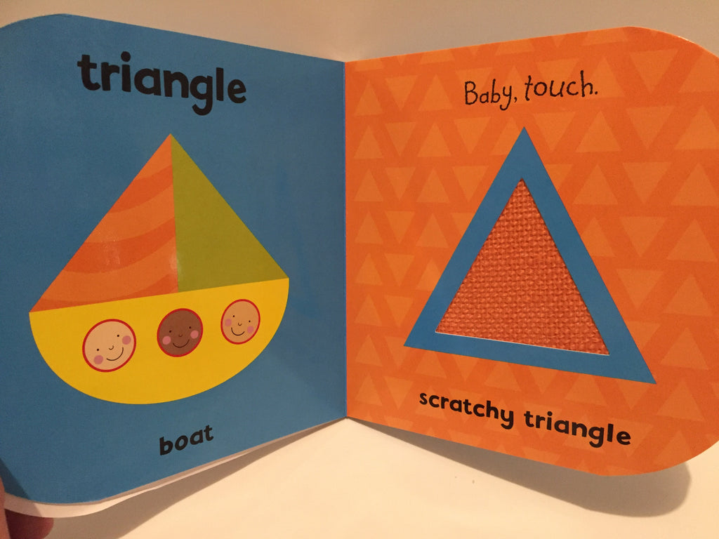 Ladybird Baby Touch : Shapes