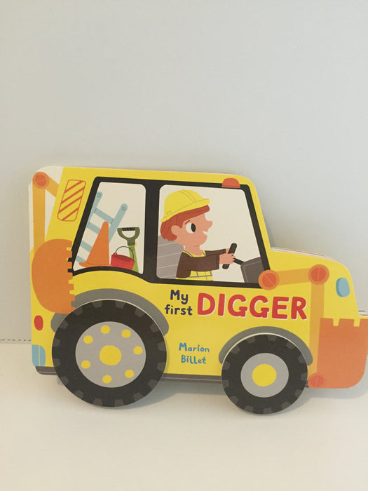 Whizzy Wheels : My First Digger