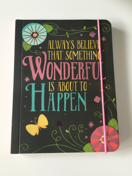 Something Wonderful Pocket Notebook