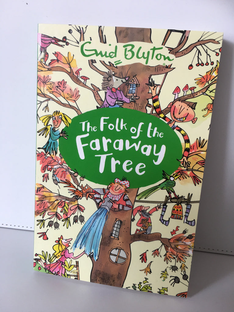 The Folk of the Faraway Tree
