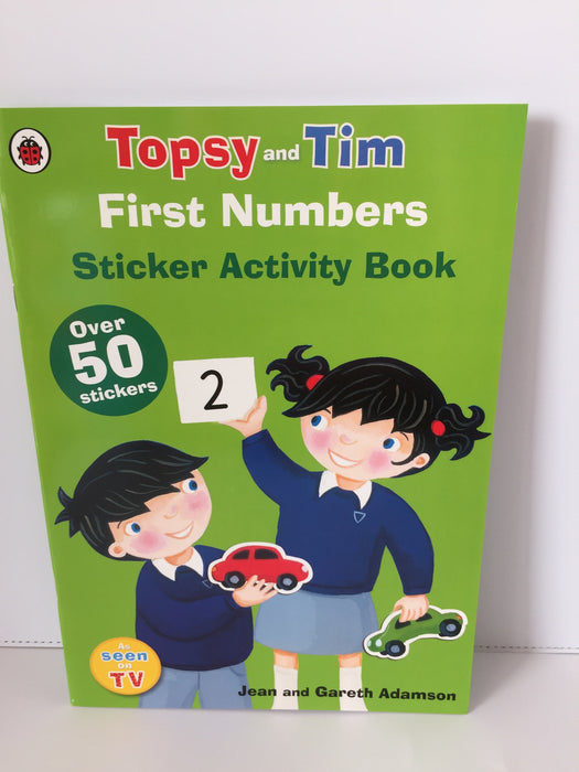Topsy and Tim : First Numbers