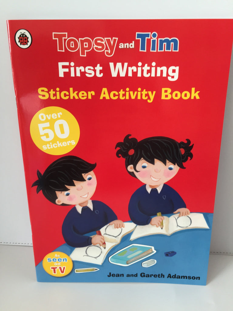 Topsy and Tim : First Writing