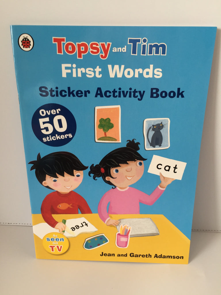 Topsy and Tim : First Words