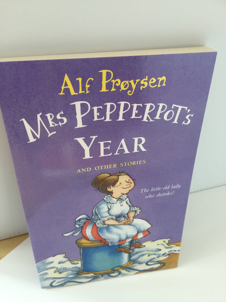 Mrs Pepperpot Collection : 5 Books