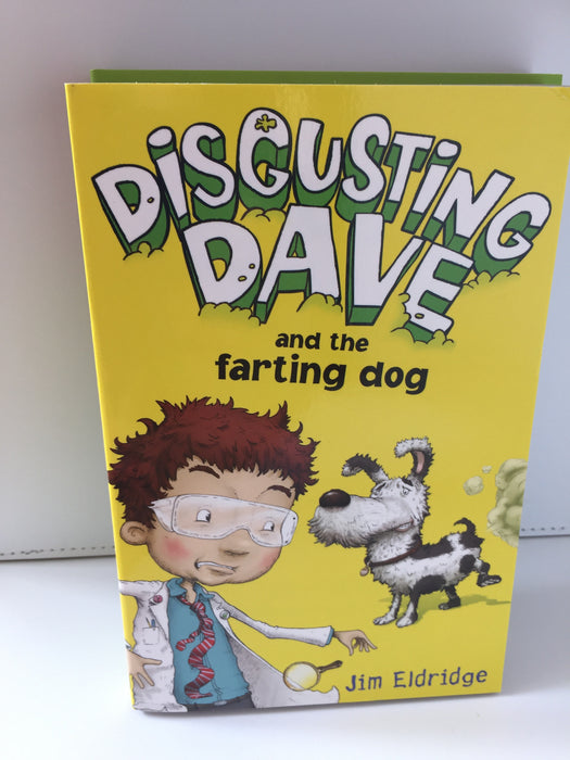 Disgusting Dave by Jim Eldridge