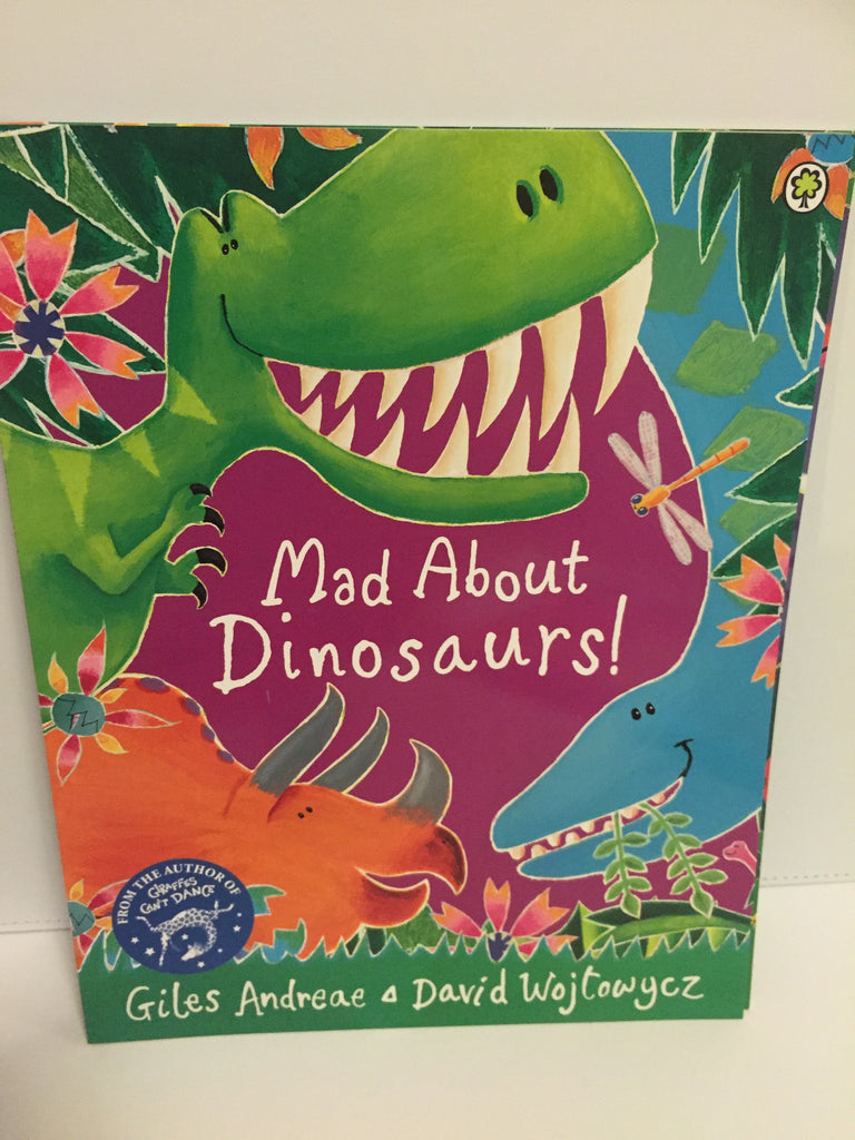 Mad About Dinosaurs