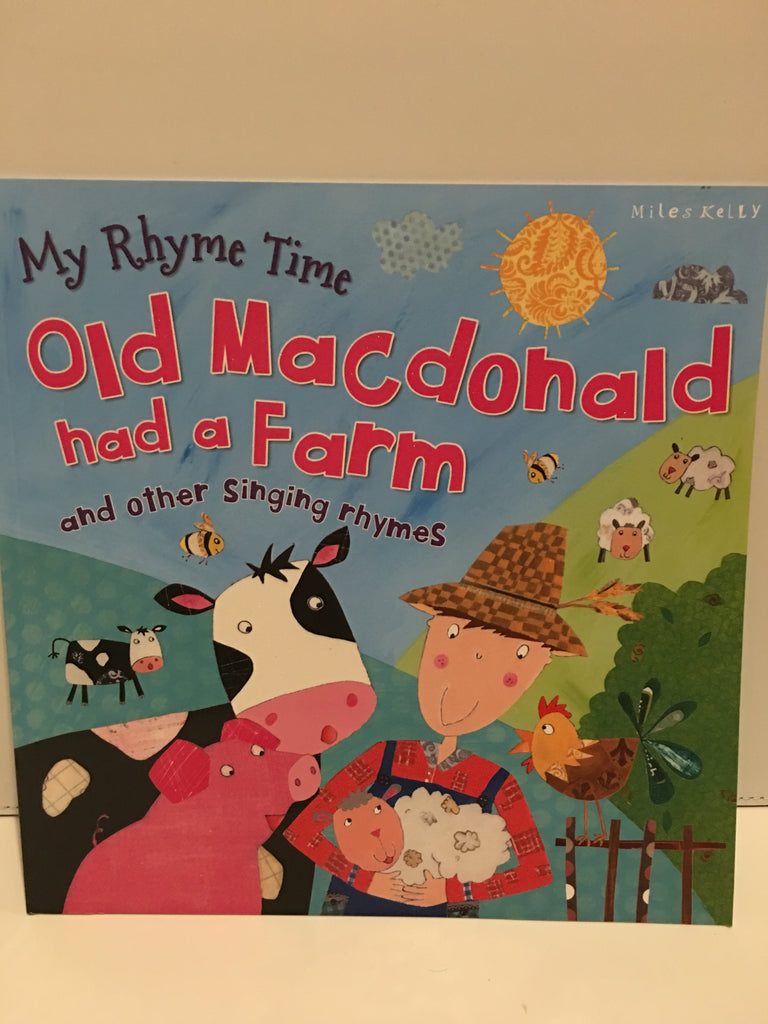 My Rhyme Time : Old MacDonald had a Farm