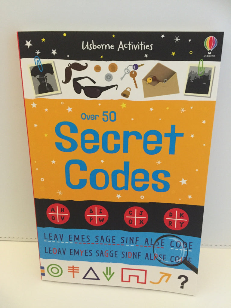 Usborne Activities : Over 50 Secret Codes