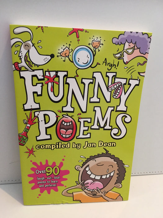 Funny Poems (Scholastic Poetry)