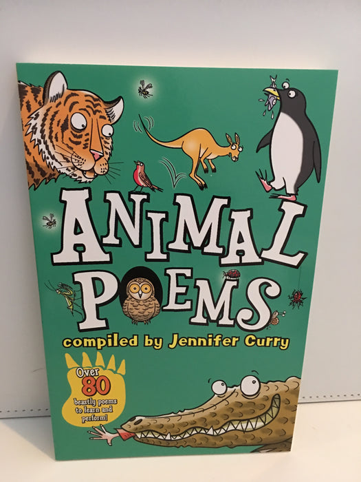 Animal Poems (Scholastic Poetry)