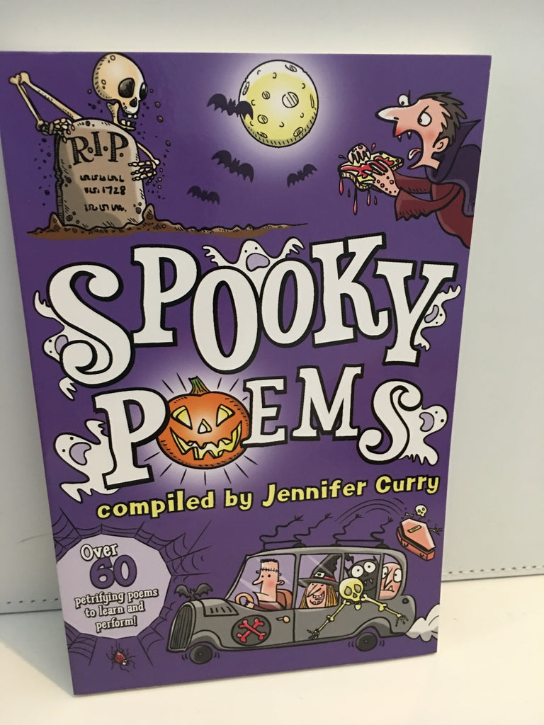 Spooky Poems (Scholastic Poetry)