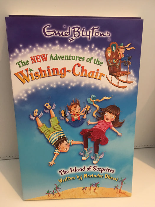 The New Adventures of the Wishing Chair : 6 Titles to Choose From