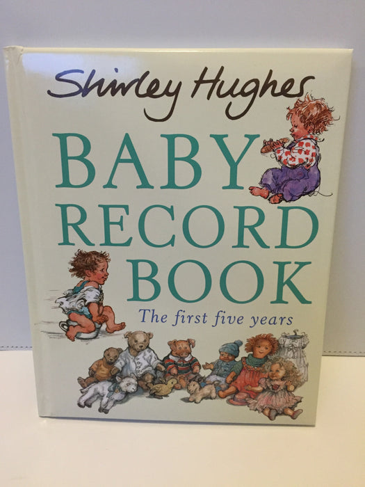 Baby Record Book : The First Five Years