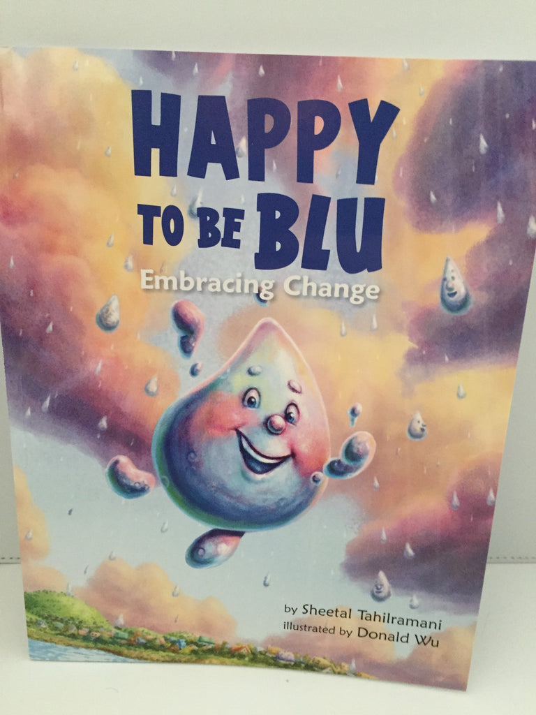 Happy to be BLU by Sheetal Tahilramani