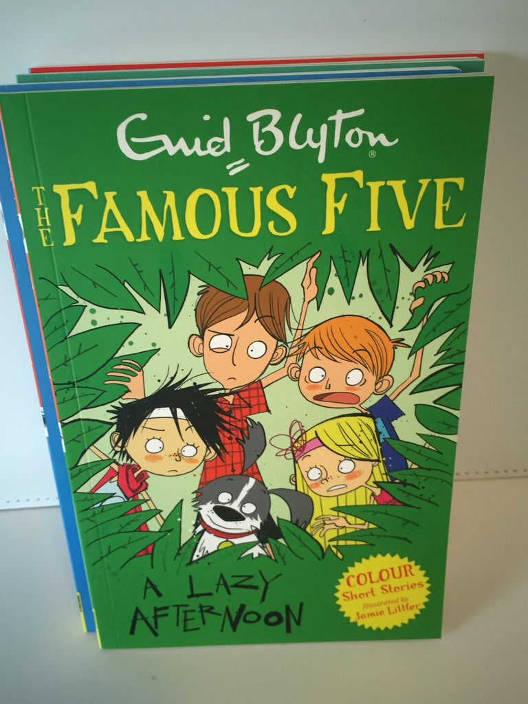 Famous Five : A Lazy Afternoon