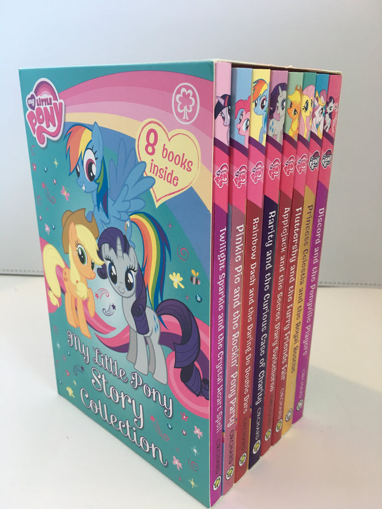 My Little Pony (Box Set / Chapter Books)