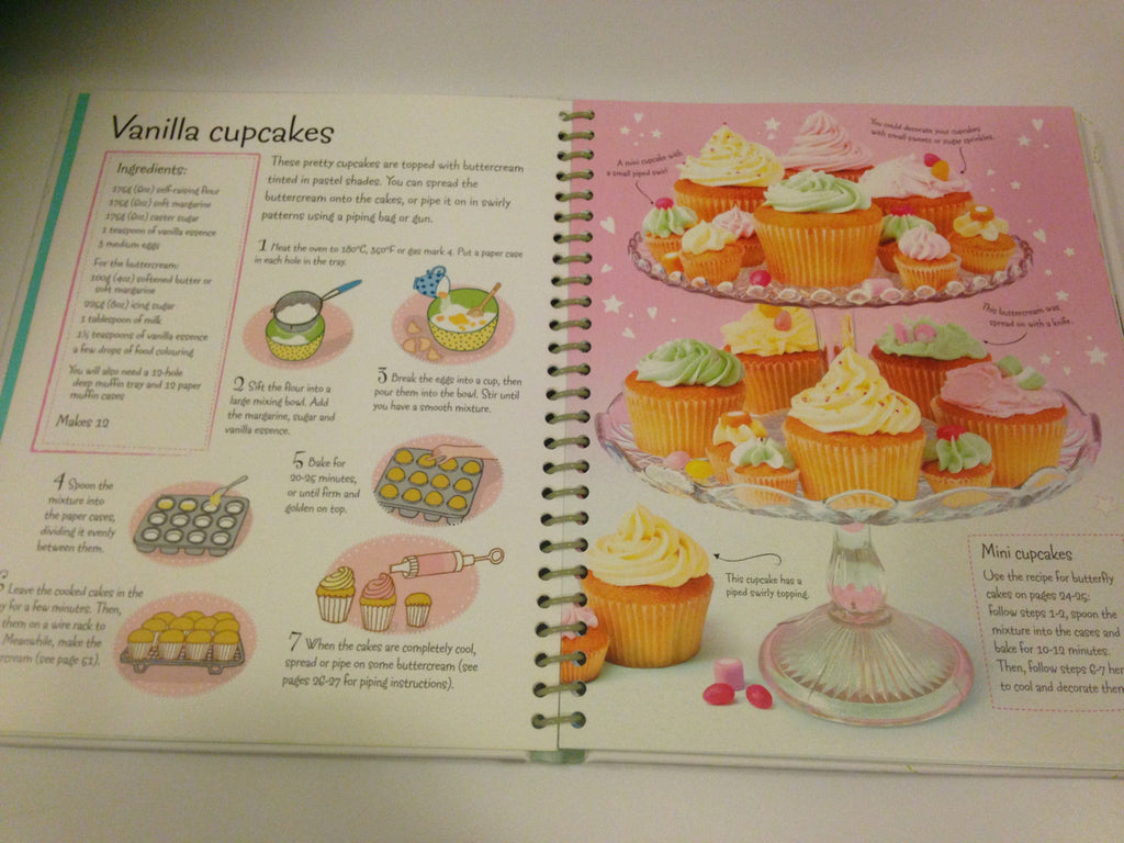 The Children Book of Baking Cakes
