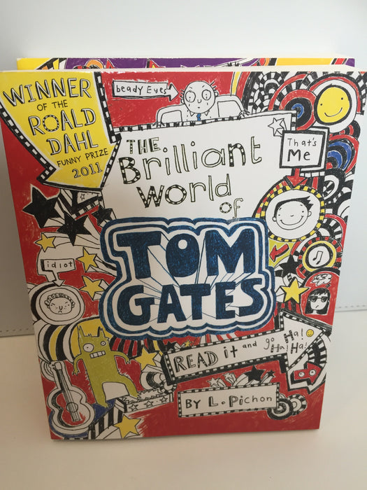 The Brilliant World of Tom Gates (Book One)