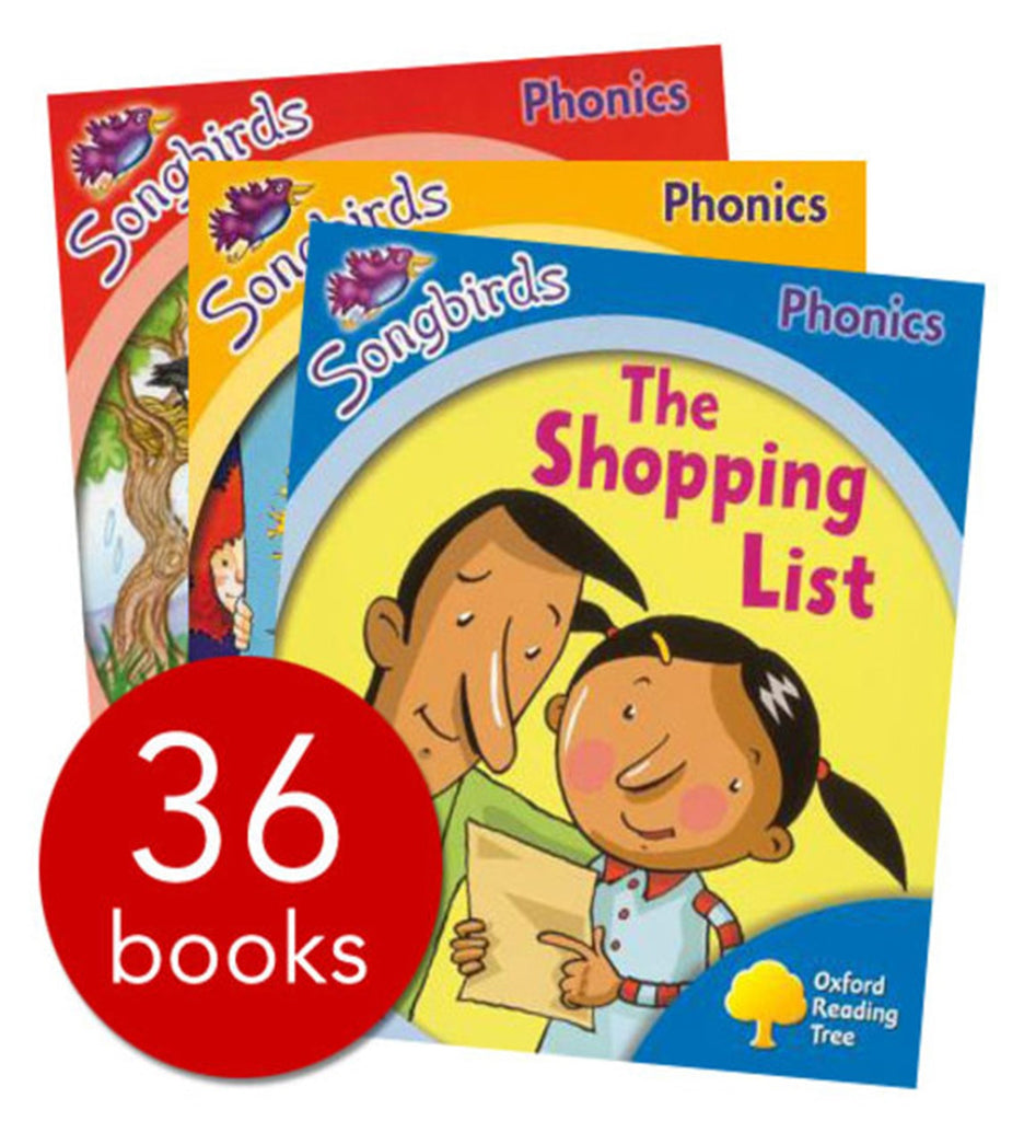 ORT Songbirds: Julia Donaldson's Phonics Collection