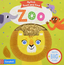 Zoo : My First Touch and Feel