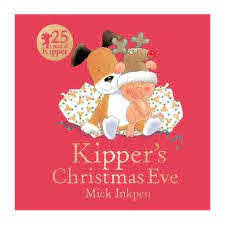 Kipper's Christmas Eve (Board Book)