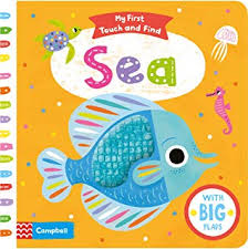 Sea : My First Touch and Find Book