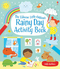 The Usborne's Little Children's Rainy Day Activity Book