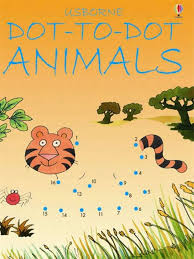 Usborne Dot-to-Dot Animals