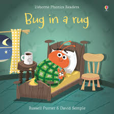 Bug in a Rug (Usborne Phonics Readers)
