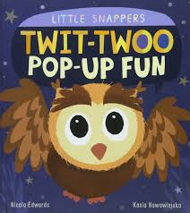 Twit Twoo Pop-Up Fun (Little Snappers Hardcover)