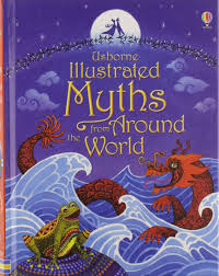 Usborne Illustrated Myths from Around the World (Hardcover)
