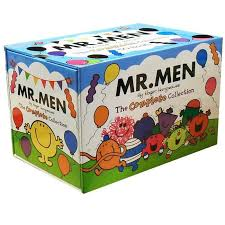 Mr Men Complete Collection : 50 Book Box Set