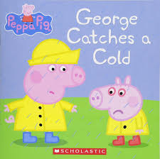 George Catches A Cold (Paperback)
