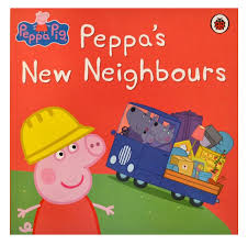 Peppa's New Neighbours (Paperback)